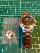 Tag Heuer Kirium Chronograph Watch CL5110.BA0700 (No box or papers) MSRP 2450$