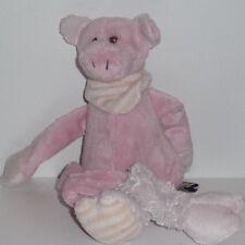 Doudou Cochon Les Petites Marie