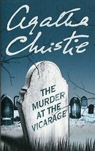 The Murder at the Vicarage (Miss Marple) by Christie, Agatha Paperback Book The