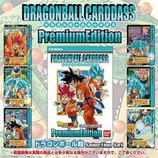 DRAGON BALL CARDDASS - PREMIUM EDITION SELECTION SET
