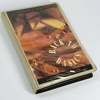 Charles F. Stanley In Touch Christian Ministries - Back To Basics - 8 Cassettes