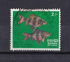Briefmarken Sri Lanka 1972 - Mi-Nr. 431  - MNH - Fische / Fish gestempelt