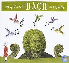 My First Bach Album [CD]