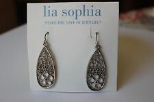 Lia Sophia TOPIARY Earrings NWT