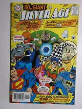 Dc Silver Age 80 Pg Giant # 1 - Vf/Nm 9.0