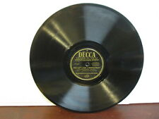 "B6: Billie Holiday & Louis Armstrong ""My Sweet Hunk O' Trash"" Decca 24785 E"