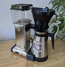 Technivorm Moccamaster 79112 KBT 741 Coffee Brewer, 40 oz, Polished Silver