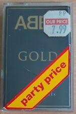 ABBA 'ABBA GOLD' DUTCH CHROME CASSETTE