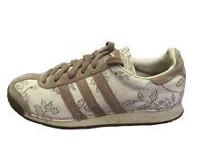 Rare Womens Ladies Girls Shoes ADIDAS ORIGINALS REKORD ? TRAINERS EU 36-2/3 UK 4