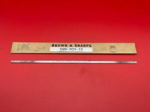 """Brown and Sharpe 599-303-12  12"""" Narrow Rule    IN STOCK  VINTAGE"""
