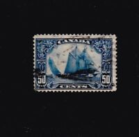 CANADA # 158 BLUENOSE USED  FINE LOT 2 VF