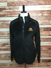 University of Minnesota Golden Gopher's Women's Medium Zip Black Warm Jacket NWT