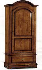 Armadio 1 anta e cassetto in arte povera legno massello classico cameretta