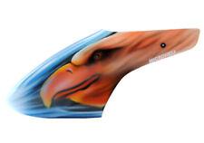 Microheli Blade 130x Airbrush Fiberglass Eagle Canopy 130 x