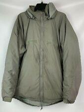 Wild Things ECWCS Gen 3 High Loft L7 Parka Primaloft Epic Grey Jacket X-Large