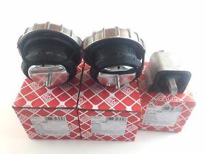 2 x Engine Mount 1 x Gearbox Mounting Febi Mercedes Vito W639 Viano W639 CDI