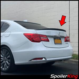 Rear Trunk Lip Spoiler (Fits: Acura RLX 2015-on) SpoilerKing Duckbill 284K