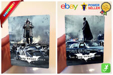 THE DARK KNIGHT RISES Magnet cover with Flip effect for Steelbook n1