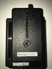 New Oem Motorola Minitor Iv (4) Back Housing Case Assembly 1580384N38
