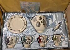Disney Alice Through The Looking Glass Limited Edition #1547/3000 China Tea Set