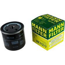 Original MANN-FILTER Kraftstofffilter WK 712/2 Fuel Filter