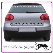 22 Ameisen Aufkleber für´s Auto Fliesen - Fenster riesen Farbauswahl Ameise_02