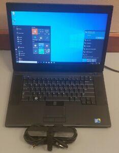 Dell Latitude E6510 Core i7 Q720 6GB RAM 500GB HDD NVIDIA 1600x900 Core Count=4