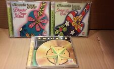LOT OF 3 TIME LIFE MUSIC CDS, AM GOLD, CLASSIC 60's
