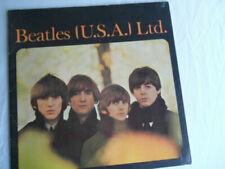 Beatles Tour Program