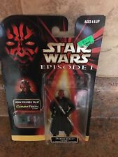 STAR WARS EPISODE 1 DARTH MAUL ACTION-FIGURE COLLECTIBLE FIGURINE