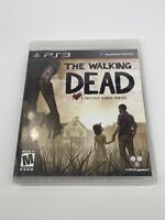 The Walking Dead: A Telltale Games Series PS3 Complete With Manual - Tested