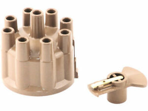 For 1975-1976 Jeep Wagoneer Distributor Cap and Rotor Kit Accel 64537QP