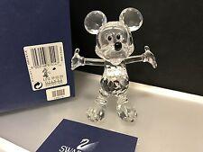 Swarovski Figur Disney Mickey Mouse Maus 10 cm. Mit Ovp & Zertifikat.