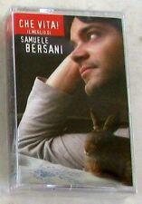 SAMUELE BERSANI - CHE VITA! IL MEGLIO DI - Musicassetta Sigillata MC K7