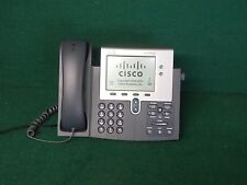 Cisco Unified IP Phone 7900 Series 7941 | CP-7941G | 68-2939-02 (LOT OF 5) ^
