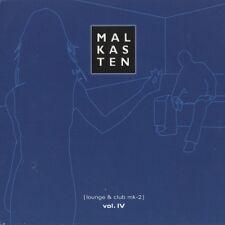 Malkasten (Lounge & Club MK-2) Vol. IV Compiled By, Gransöger – Chrissi D!  2CD