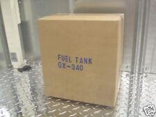 Fuel Tank, Honda Gx340 & Gx390 engines. 17510-Ze1-020Za