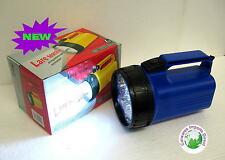 LARGE LED Torch Campingt Lamp 13 SUPER bright leds 6 VOLT