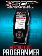 1996-2014 Mustang SCT 7015 X4 Power Flash Tuner Programmer 5.0 GT Roush GT500