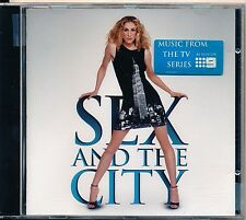Sex & the City soundtrack cd promo