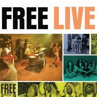 Free - Live (Digipak) CD NEU OVP VÖ 19.06.2020