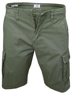 JACK & JONES Joe Cargo Shorts aus Canvas iit Cargo-Oberschenkeltaschen