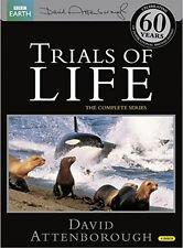 DVD:TRIALS OF LIFE - NEW Region 2 UK