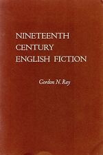 """""""Bibliographical Resources for the Study of Nineteenth Century English Fiction"""""""