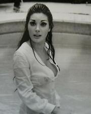 Actress Edwige Fenech 8x10 Photo I-252