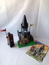 LEGO DUPLO CASTELLO CAVALIERI-Torre di Difesa-Defense Castle-Set 4779-COMPLETO