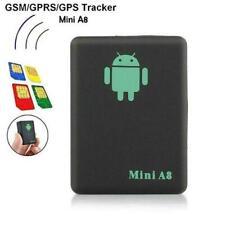 Mini A8 GPS Tracker Locator Car Kid Global Tracking Device Sell Anti-theft L0Z1