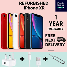 iPhone XR - All Colours - Refurbished Grade A - Excellent Condition - (Renewed)