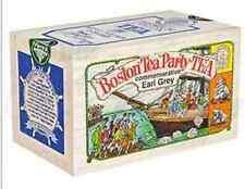 Metropolitan Tea Boston Tea Party-25 tbg Wood Box