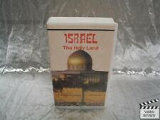 Israel The Holy Land VHS